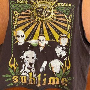 Sublime Band Shirt Unisex